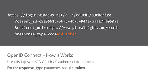 Andrew Connell - Azure AD, OAuth2 & OpenID Connect