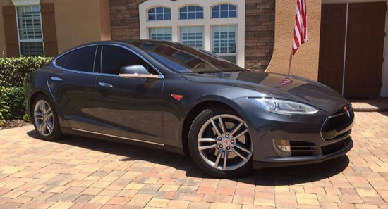 Andrew Connell - Two Months with a Tesla Model S 85D & Our